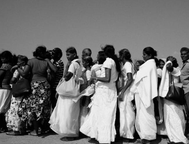 Los Burghers en Sri Lanka