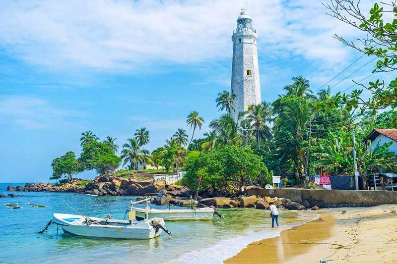 Faro de Dondra, Sri Lanka