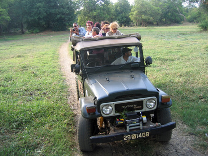 Opiniones Viajes Sri Lanka